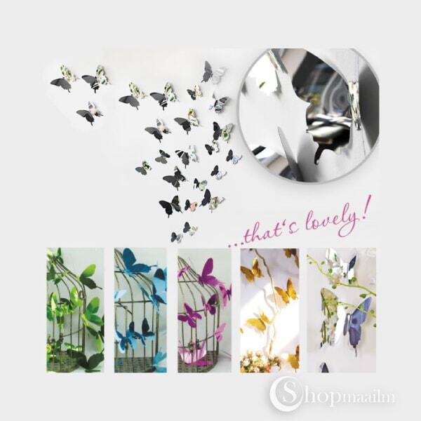 Peegeldavad liblikad