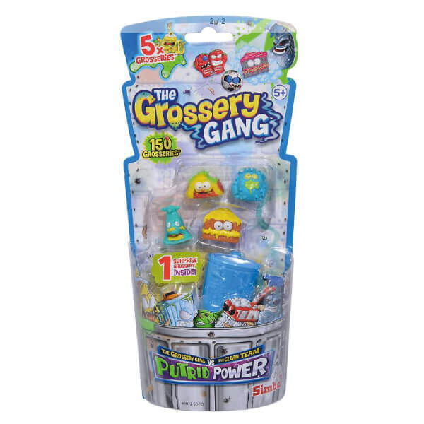 The Grossery Gang Putrid Power