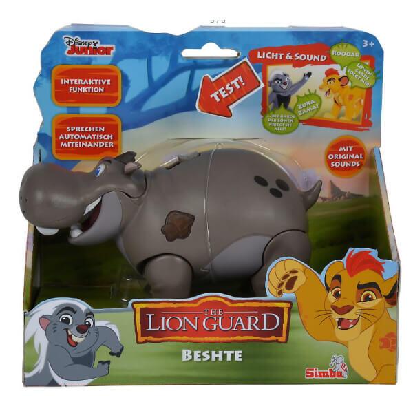 The Lion guard beshte
