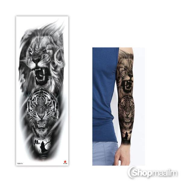 Ajutine tatoveering