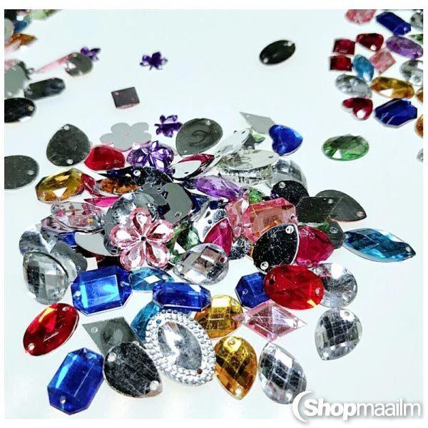 Kristallid õmblemiseks